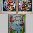 Отдается в дар DVD мультики для детей.