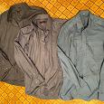 Отдается в дар Рубашки мужские XL (52-54)