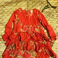 Отдается в дар Платье для девочки 3-4-х лет