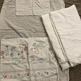 Отдается в дар Набор младенческого постельного белья