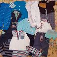 Отдается в дар Одежда для мальчика размер 62-68.