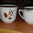 Отдается в дар Кофейные чашечки на ХМ