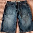 Отдается в дар Шорты джинсовые.