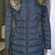 Отдается в дар куртка зимняя 46 размер