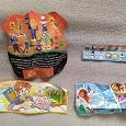 Отдается в дар «паспорта» от мелких коллекционных игрушек