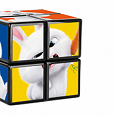 Отдается в дар кубик — рубик…