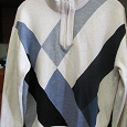 Отдается в дар Мужской свитер 56 размер