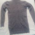Отдается в дар Серый свитер р.46-48