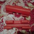 Отдается в дар Ручки-крепления от пластикового контейнера для игрушек