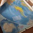 Отдается в дар Геополитическая карта мира