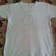 Отдается в дар Детская одежда-футболка для физ-ры р.128см