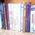 Отдается в дар Отдам учебники, сборники, пособия по алгебре, геометрии, физике, биологии, обществу, истории, англ.яз, литературе для подготовки к экзаменам
