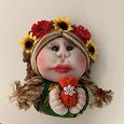 Отдается в дар Кукла-оберег ручной работы кубаночка