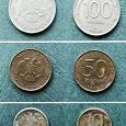 Отдается в дар Монетки 1993