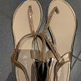 Отдается в дар Летняя обувь (сандалии)