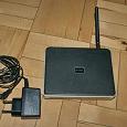 Отдается в дар Wi-Fi роутер D-Link