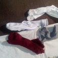 Отдается в дар носки детские