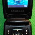 Отдается в дар Сотовый телефон «Samsung SGH-X160»