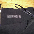 Отдается в дар юбка черная XS
