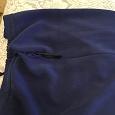 Отдается в дар Женские брюки мокрый шёлк 52-54 или на поделки.