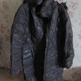 Отдается в дар Зимнее пальто-пуховик