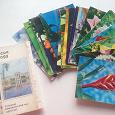 Отдается в дар Наборы открыток советских времен
