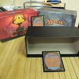 Отдается в дар MtG (Magic) Две коробочки для карт