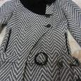 Отдается в дар Пальто дизайнерское 40-42 разм.