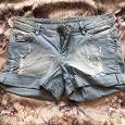 Отдается в дар Шорты джинсовые 44-46 размер