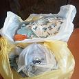 Отдается в дар 2 пакета детских вещей до года для мальчика