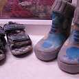 Отдается в дар Обувь 22 размер