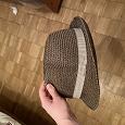 Отдается в дар Шляпа соломенная, в идеальном состоянии