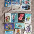 Отдается в дар Старые открытки и календари