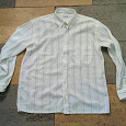 Отдается в дар Рубашка / сорочка мужская L