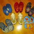 Отдается в дар Пакет обуви для девочки 25-26размер