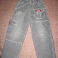 Отдается в дар Детские джинсы