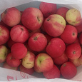 Отдается в дар Яблоки розовые