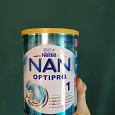 Отдается в дар Детское питание типа nestle nan optiprp 1