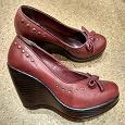 Отдается в дар Туфли 36 размер