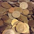 Отдается в дар Монеты 5 копеек СССР