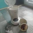Отдается в дар Кофеварка капельного типа без кофейника