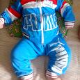 Отдается в дар Спортивный костюм на малыша