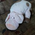 Отдается в дар Мягкая игрушка Свинка.
