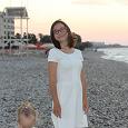 Отдается в дар белое платье 40-42