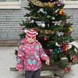 Отдается в дар куртка зимняя на девочку104-110р
