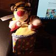 Отдается в дар Игрушка мягкая — тигр с барабаном