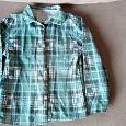 Отдается в дар Рубашка 104-110
