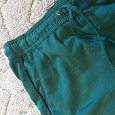 Отдается в дар Женские брюки темно зелёные 42 размер