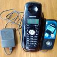 Отдается в дар Радиотелефон Panasonic KX-TCD205 на запчасти