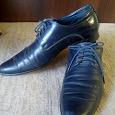 Отдается в дар Мужские легкие туфли